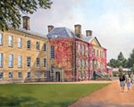 Erddig Hall Wrexham painting