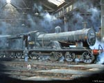 Fratton Steam Loco Shed