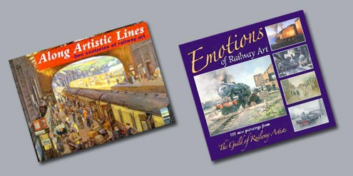 Railway Art Books